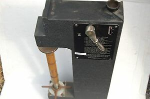 Rams Rockford Products Hardness Tester 10a r Made In Rockford 10a r16