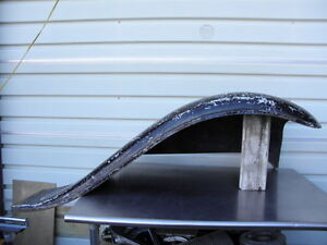 Rare Early 1930 eyebrow Ford Model A Right Front Fender Excellent 28 29 30 31