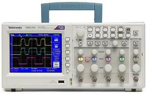 Tektronix Tbs1064 New 60 Mhz 4 Channel Digital Oscilloscope