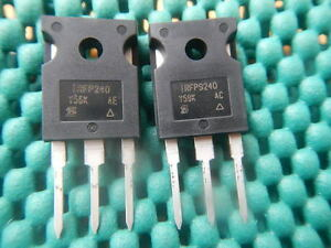 25pair Irfp240 Irfp9240 Mosfet Matched To 247 New