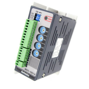 Autonics Md5 hd14 5 phase Micro Stepper Motor Driver 1 Mhz 20 35 Vdc 3a