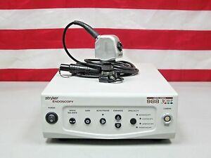 Stryker 988 Camera With 988 Head And Coupler