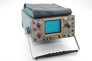 Tektronix 465 100 Mhz Two Channel Oscilloscope