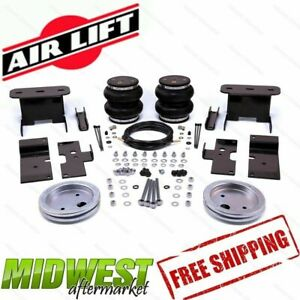 Air Lift Load Lifter 5000 Adjustable Air Springs Fits 2015 2017 Ford F150 4wd