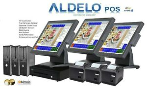 Aldelo Italian And Pizza Pro Basic Software And Pos System