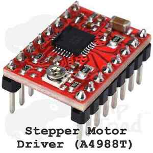 15 X Stepper Motor Driver At4988t Compatible W Arduino Ttl Raspberry Pi Cnc