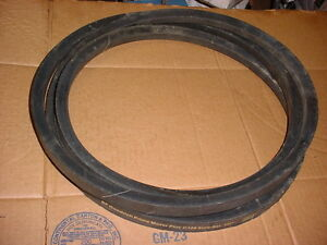 V belt C128 For Gravel Pit conveyor machine combine auger construction 7 8 X 132