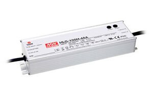 Meanwell Hlg 100h 42a Ac dc Power Supply 42v 2 28a 96w Mean Well