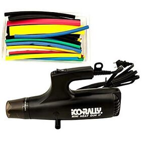 Ico Rally Mini Heat Gun And Tubing Kit 20z003
