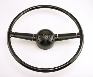 1940 Ford Replica Steering Wheel V8 Horn Button W Built In Adapter Hot Rod