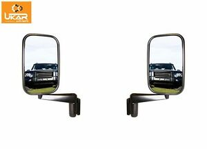 Defender 90 110 Mirror And Arm Assembly Set Of Left And Right Rarts Mtc5217