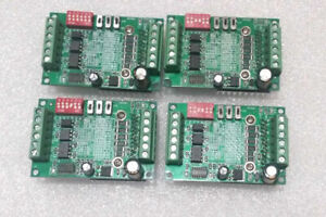 4pcs Tb6560 3a 10 35v 1 Axis Controller Drive Board Stepper Motor Drivers