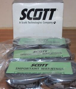 New Scott 642 ov Filter Cartridge Prepper Survival Niosh Gas Mask Respirator