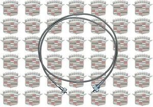 1938 1955 Cadillac Speedometer Cable Correct Armored Case