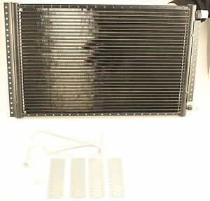 21wide X14 Parallel Flow Universal A c Condenser Hot Rod Street Rod Aftermarket