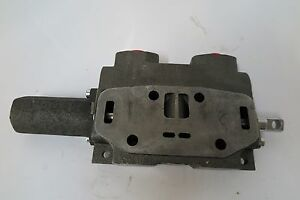 Hydraulic Section Control Valve 92 328