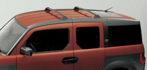 For 03 11 Honda Element Roof Rack Cross Bar Luggage Carrier Bar Oe Style Pair