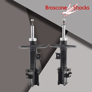 For 2007 2008 2009 2010 2011 2012 2013 Nissan Altima Pair Front Shocks Struts