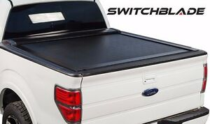 Pace Edwards Switchblade Retractable Tonneau Cover 2015 2019 Ford F150 5 6 Bed