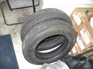 6 00 16 Same Height As 5 50 16 Bias Ply Tires 1929 Roadster 1932 Ford Coupe 1934