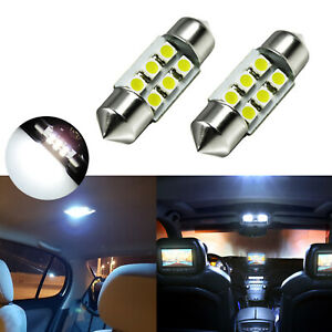 For Chevy Malibu 2008 2012 10x Light Bulbs Smd Interior Led Lights Package Kit