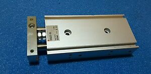 Smc Cxsl 20 60 Pneumatic Guided Cylinder 20mm Bore 60mm Stroke