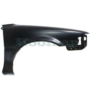 For 88 92 Corolla 1 6l Sedan wagon Front Fender Quarter Panel Primed Right Side