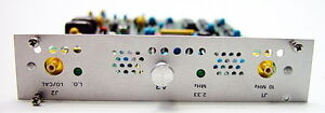 Wiltron Anritsu 360 d 14366 Assembly Board