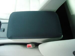 Fits Jeep Liberty 2008 2013 Neoprene Center Armrest Console Lid Cover F3neo