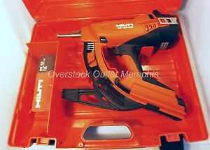 Hilti Gx120 me Gas Actuated Fully Automatic Mechanical electrical Fastening Tool
