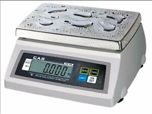 Cas Sw 1wd Scale 10lb Ntep Legal For Trade Weight Scale Digital