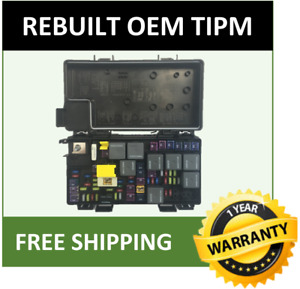 2008 2010 Chrysler Town Country Tipm Fuse Relay Box 56049720