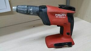 Hilti Screwdriver Tool Body Sd 4500 a18