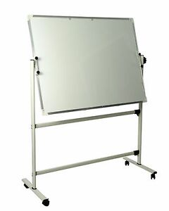 Extending Dry erase Board H stand