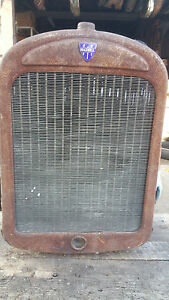 1922 24 Maxwell Radiator And Shell