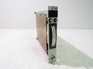 Ird Mechanalysis 8801 16411 Vibration Module 4 20ma xlnt