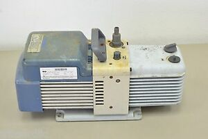 Welch 8907 Direct Drive Rotary Vane Vacuum Pump 1 2 Hp 2 6 Cfm 1725 Rpm g14