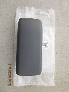 89 95 Toyota Pickup Sr5 Center Console Arm Resters Lid Oem Gray Brand New