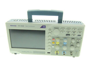 Tektronix Tbs1052b Digital Oscilloscope 50 Mhz 2 Channel