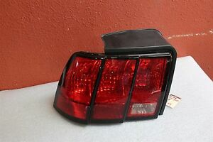 1999 2004 Ford Mustang Left Tail Light