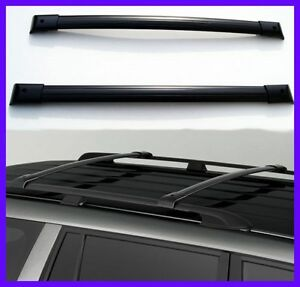 For 07 13 Acura Mdx Roof Rack Cross Bar Luggage Carrier Bar Oe Style Pair Set