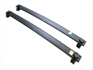 For 06 10 Jeep Commander Roof Rack Cross Bar Luggage Carrier Bar Oe Style Pair