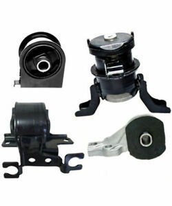 Motor Trans Mount 05 11 Ford Escape Mazda Tribute 2 3l 2 5l 3 0l Set 4pcs M750