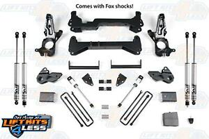 Bds Suspension 149h 7 Lift Kit For 01 10 Chevy Silverado Gmc Sierra 2500hd 2wd