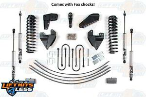 Bds Suspension 360h 4 Lift Kit For 1980 1996 Ford Bronco 4wd Gas
