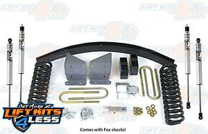 Bds Suspension 525h 6 Lift Kit For 1978 1979 Ford Bronco 4wd Gas