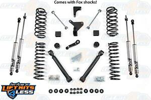 Bds Suspension 448h 4 Lift Kit For 1999 2004 Jeep Grand Cherokee wj 2wd 4wd