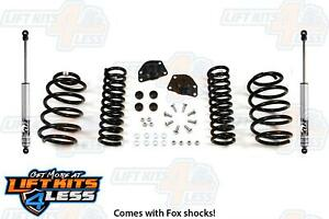 Bds Suspension 442h 2 Lift Kit For 2002 2007 Jeep Liberty kj 2wd 4wd Gas