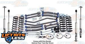 Bds Suspension 421h 3 Ultimate Lift Kit For 2003 06 Jeep Wrangler Tj 2wd 4wd