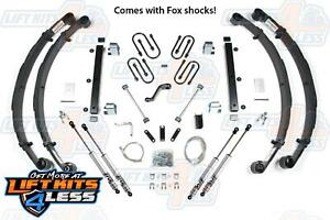 Bds Suspension 1431h 5 Lift Kit For 1987 1995 Jeep Wrangler yj 2wd 4wd Gas